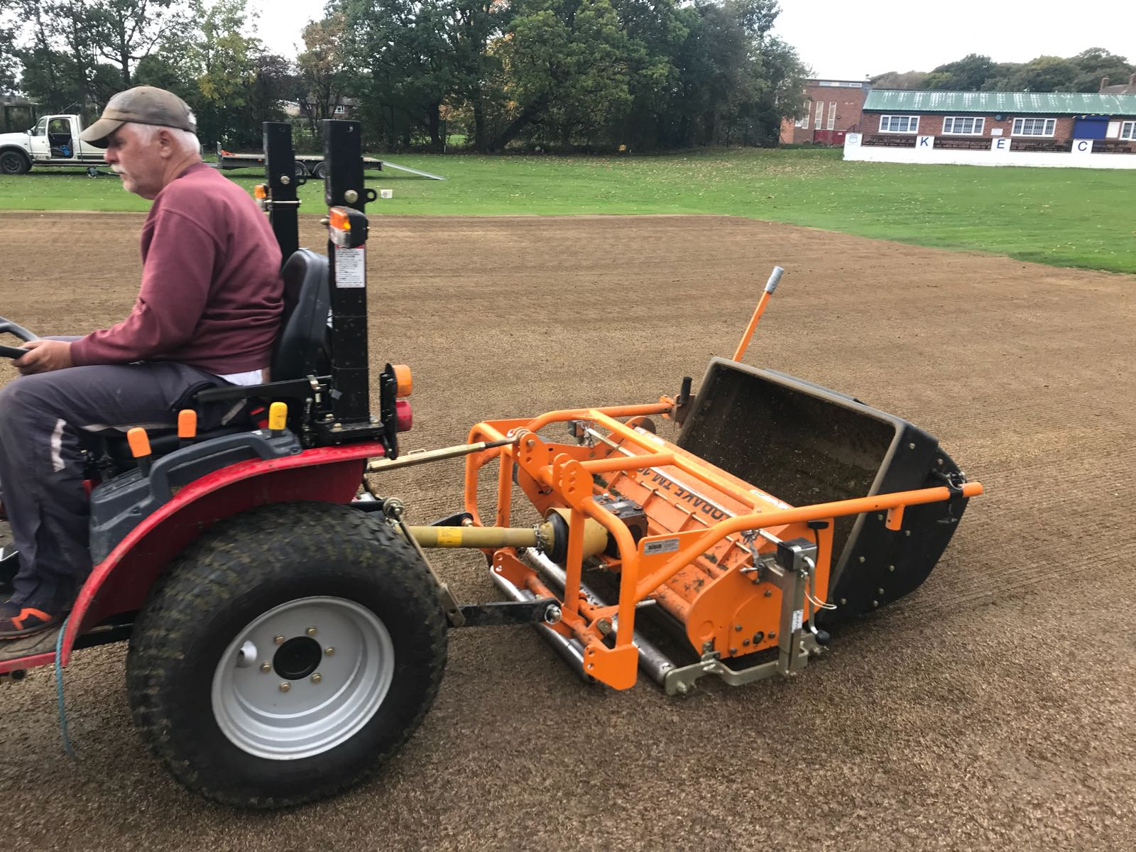 SISIS TM1000 recommended for local cricket clubs