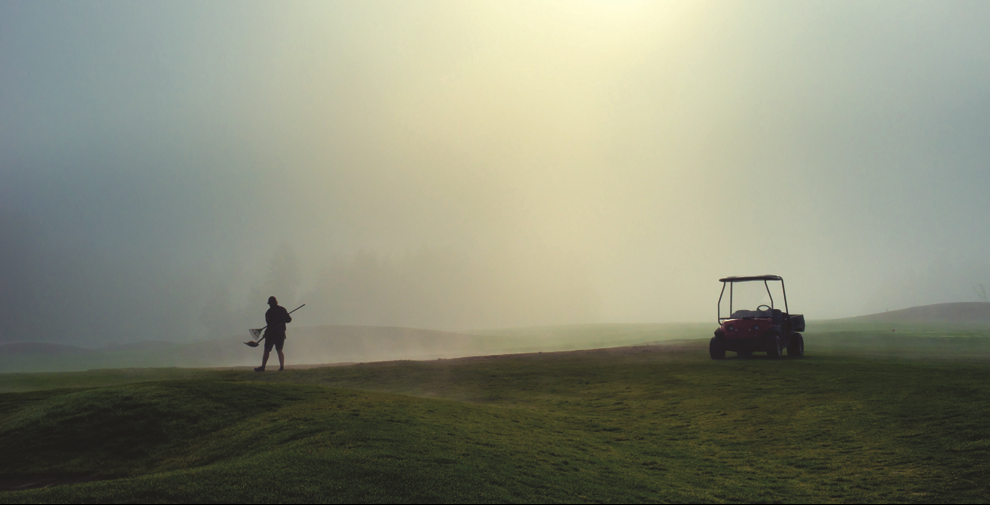The battle with mental health in greenkeeping
