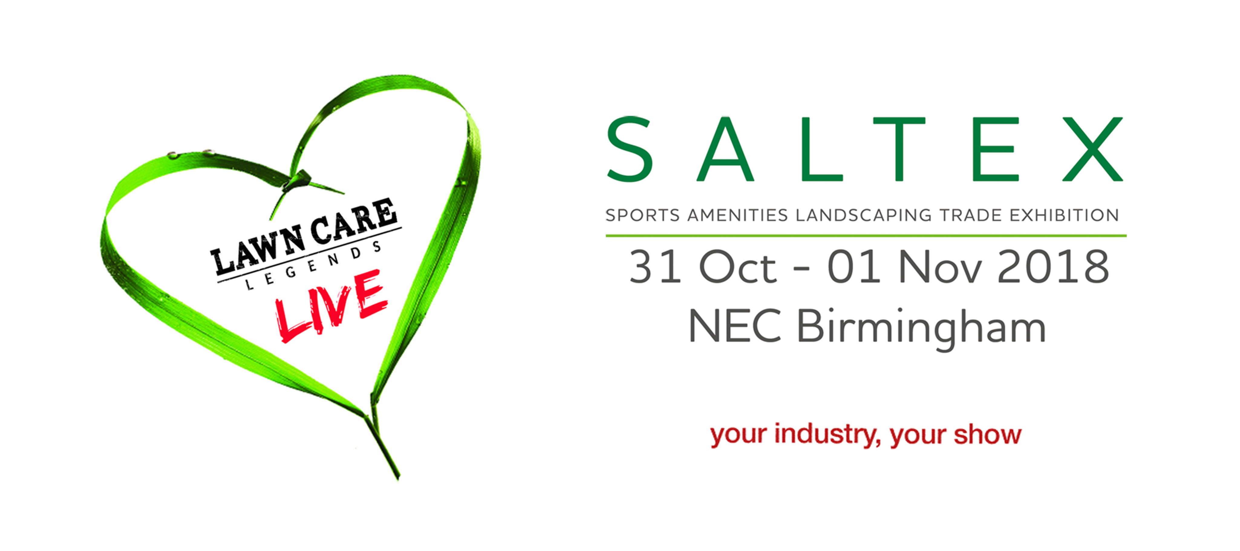 Lawn Care Legends LIVE comes to SALTEX