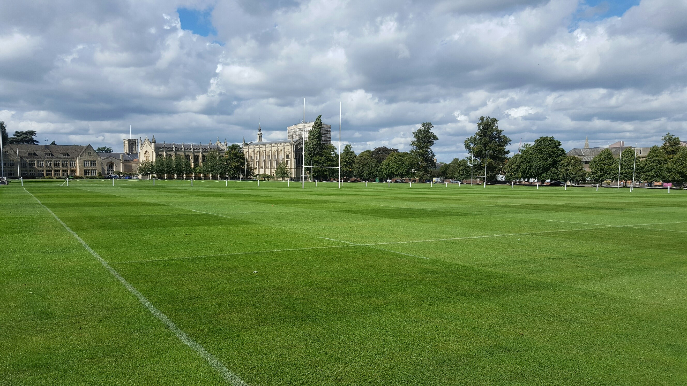 MM keeps standards high at Cheltenham College