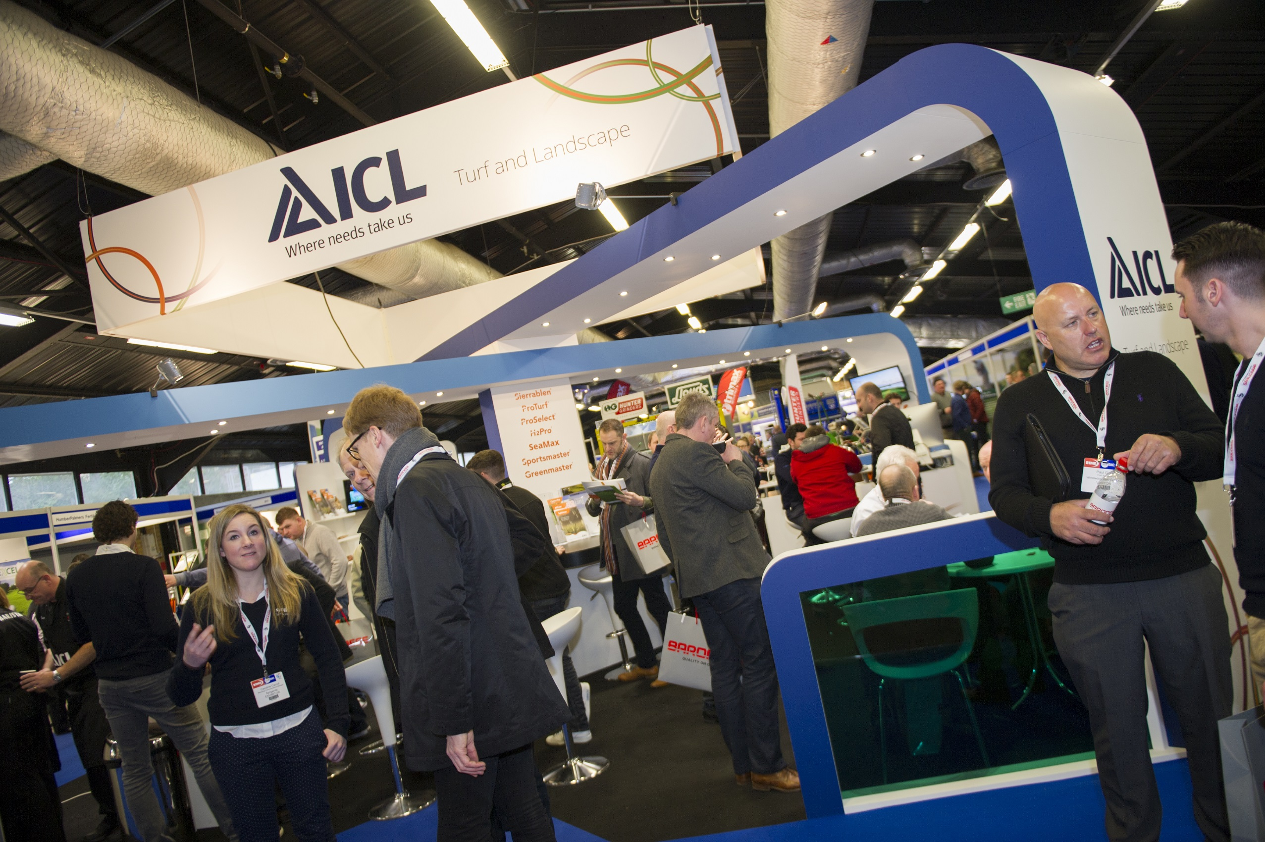 New ICL products and innovations coming to BTME