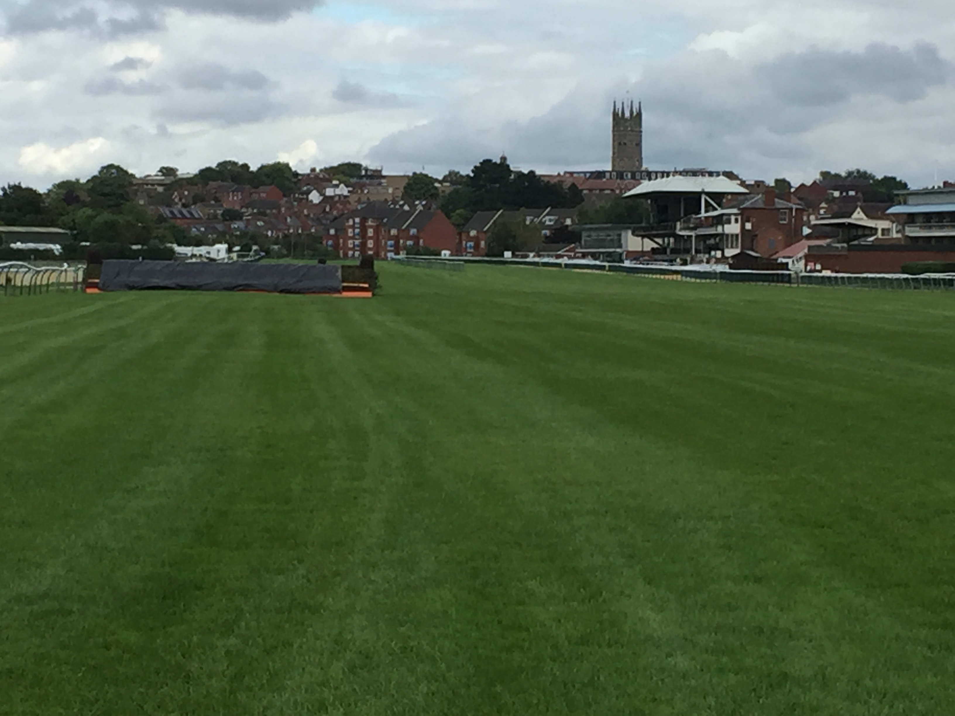 Warwick Racecourse choose ProMaster 79 to deliver results in challenging conditions