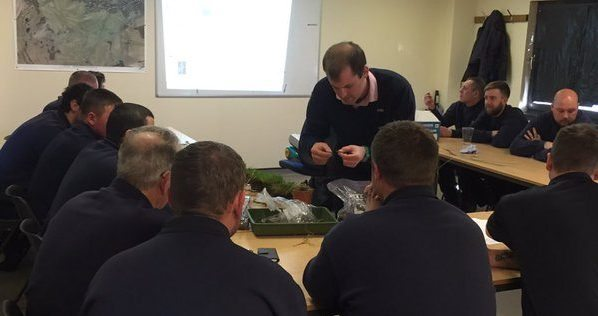 Soil, Sand and Sod – practical workshops for golf clubs