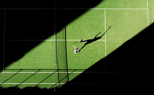 The Rise, Fall and Rise of Grass Court Tennis