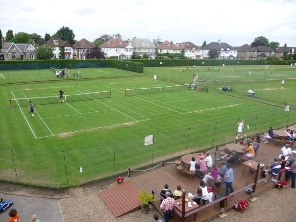 Surbiton Racquets and Fitness Club