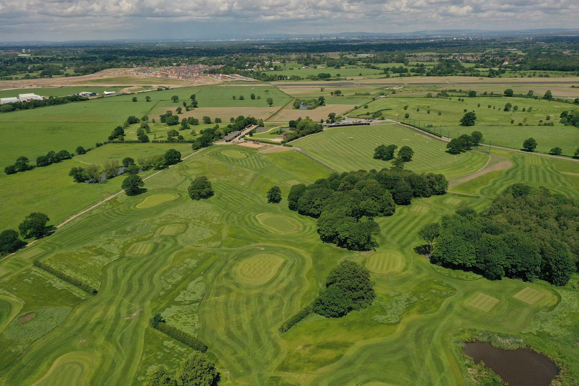Adlington Golf Centre turn to DLF Seeds for reliable results on new 9-hole course
