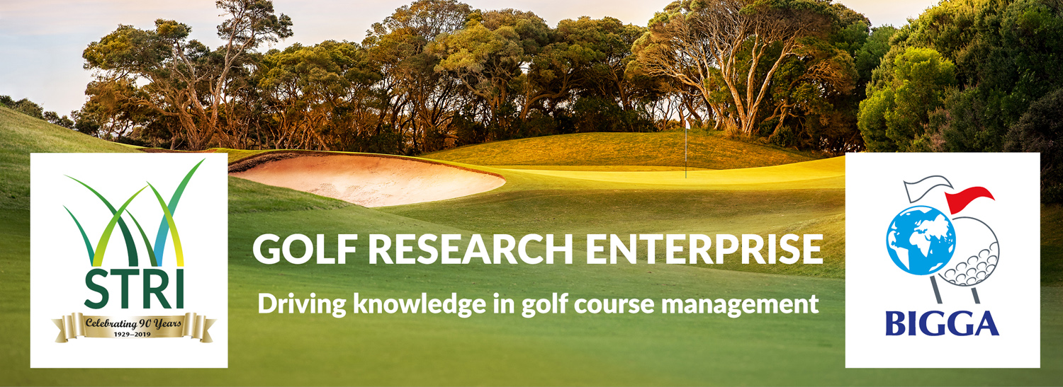 STRI and BIGGA launch Golf Research Enterprise