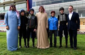 Saudi Turf Course Gets Green Light from Jockeys