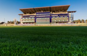 The Saudi Cup turf track: STRI Q&A with Ten Furlongs