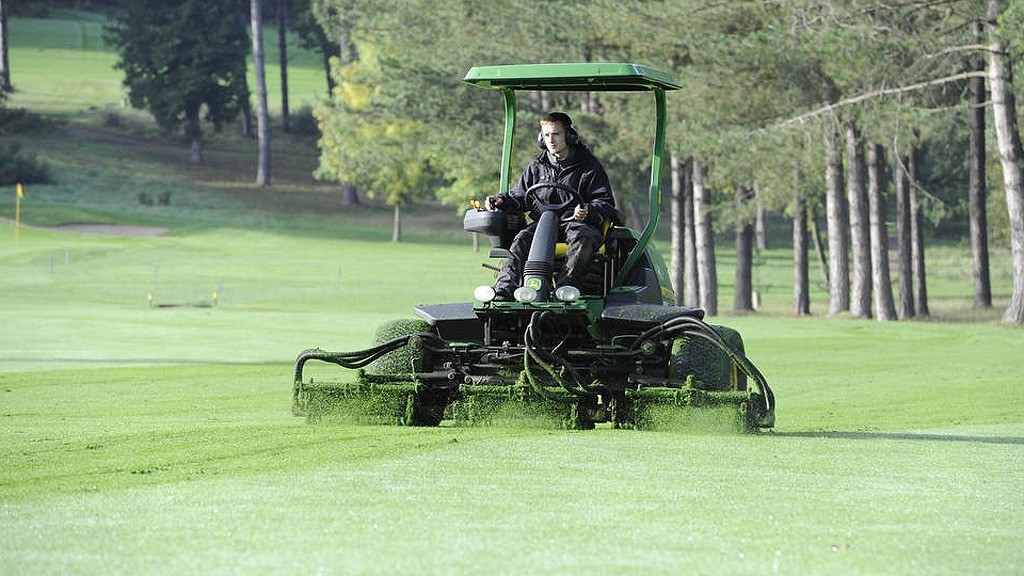 Research initiative offers insight into turf management under lockdown