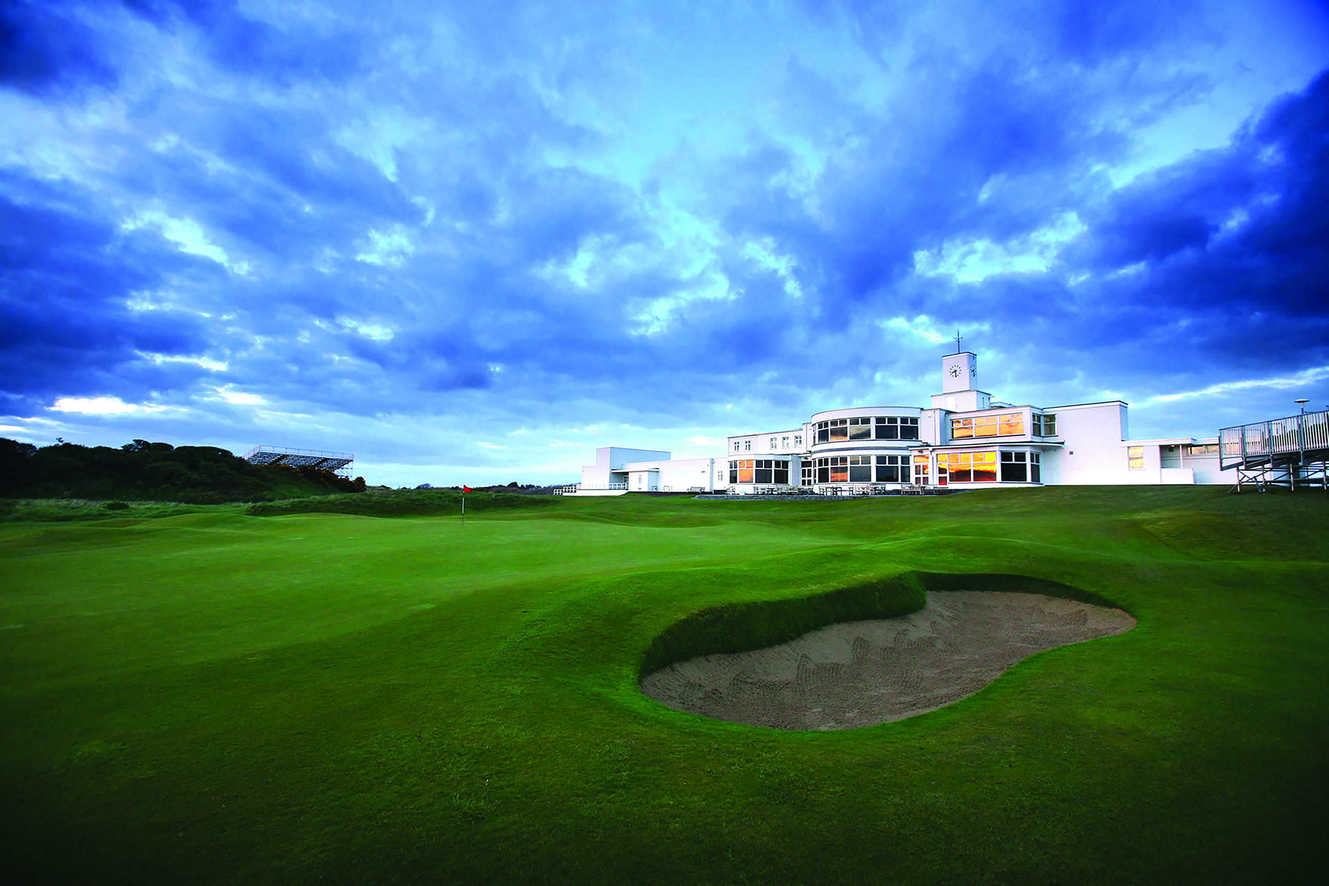 Getting Royal Birkdale ready for The Open