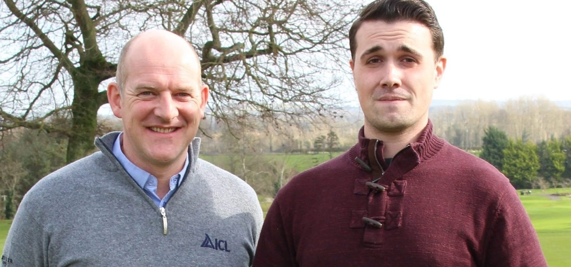 Tiernan Crawford Wins Irish Student Greenkeeper of the Year