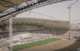 AST tested Qatar World Cup pitch laid in record time