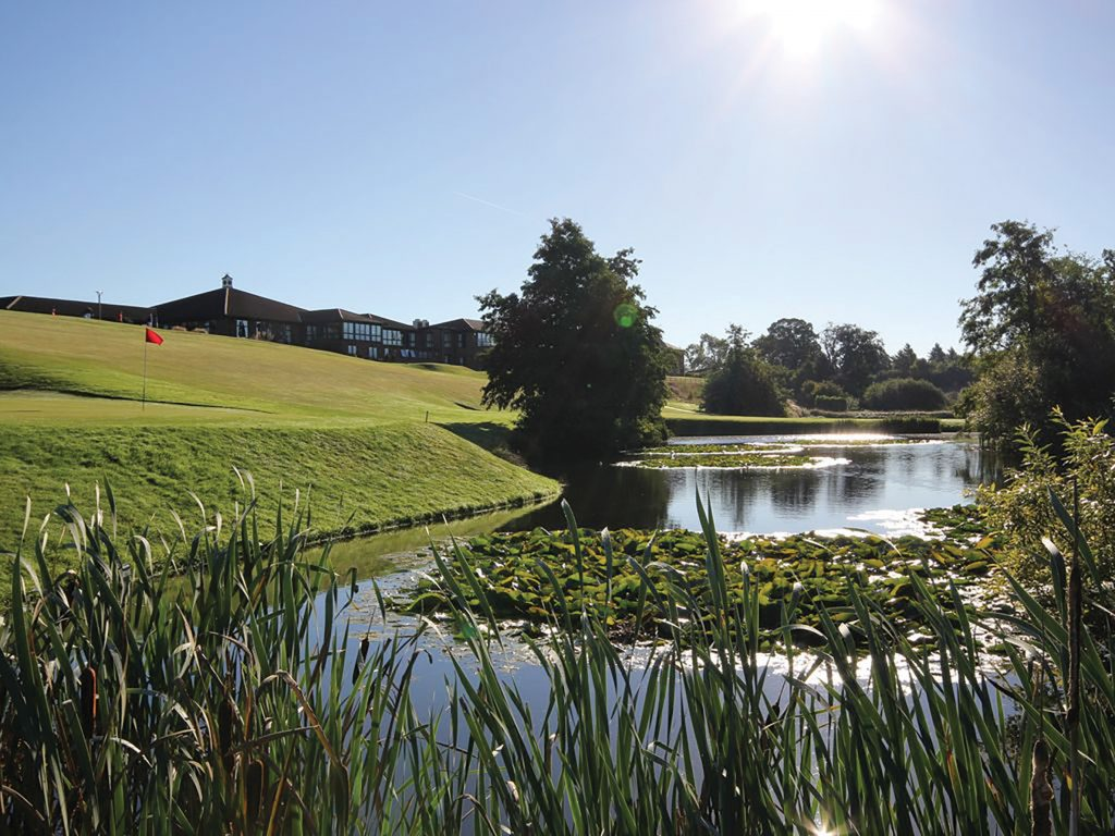 GEA Greetham Valley - environment