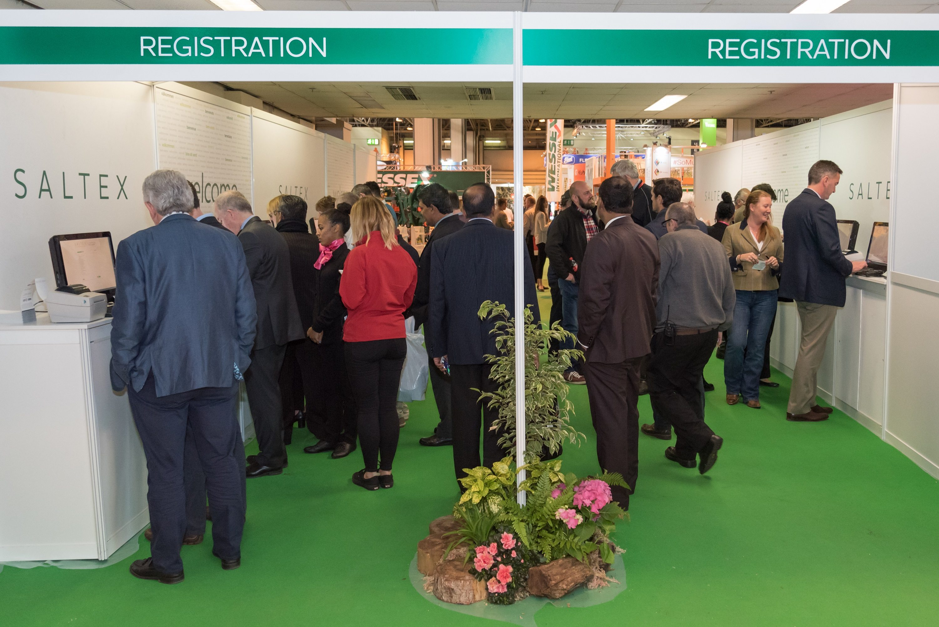 SALTEX 2017 'YOUR INDUSTRY YOUR SHOW' visitor registration now open