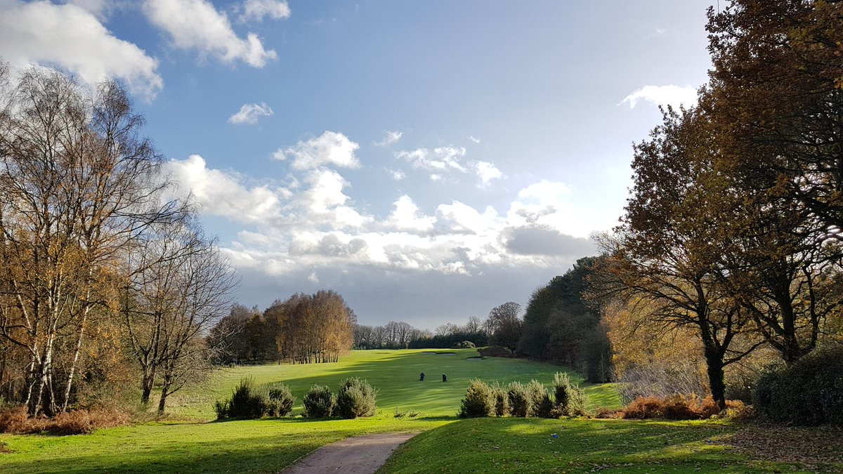 Species diversity at Northamptonshire County Golf Club