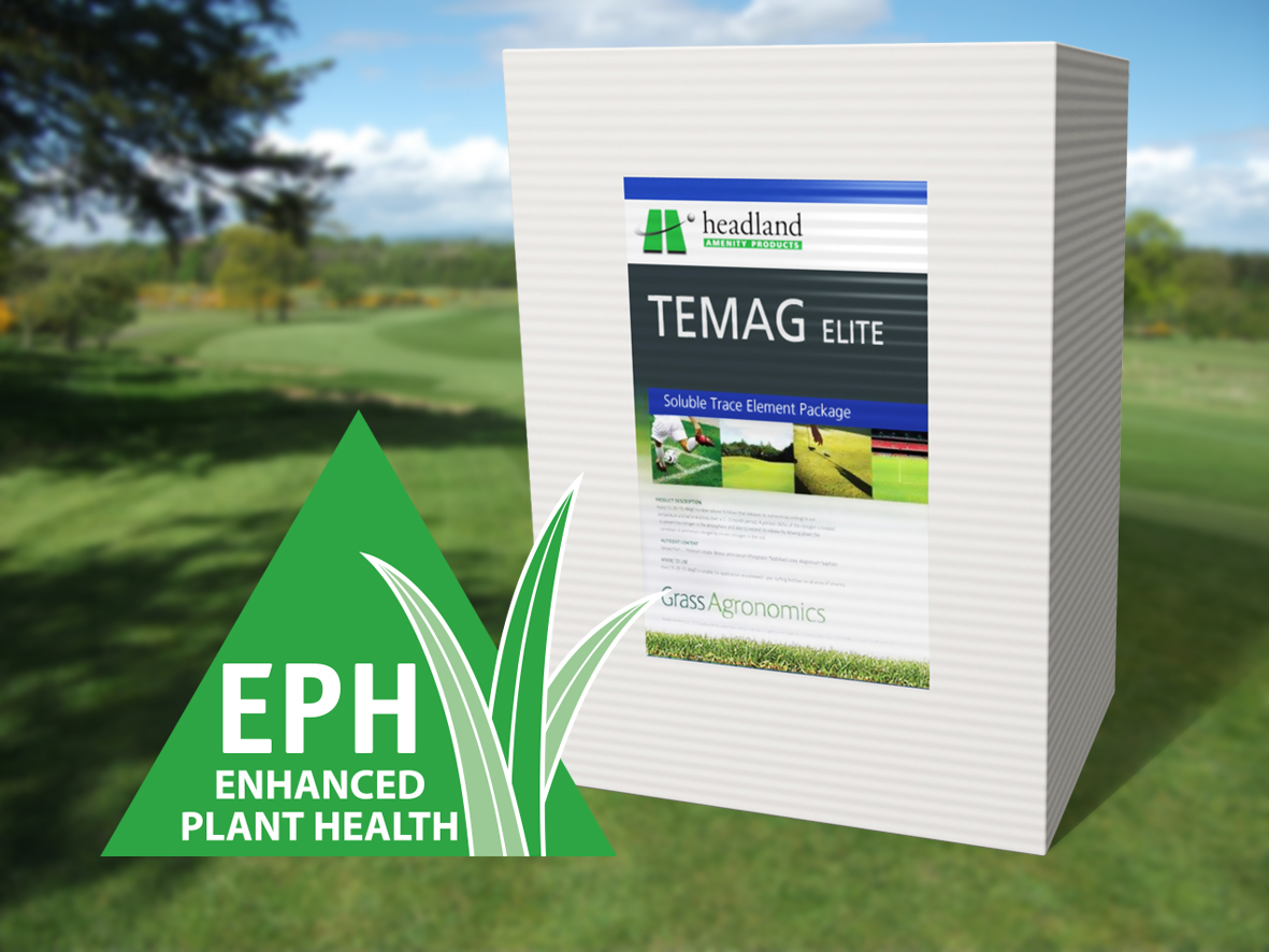 Non-pesticidal disease management is the Headland focus – Stand B39 at BTME