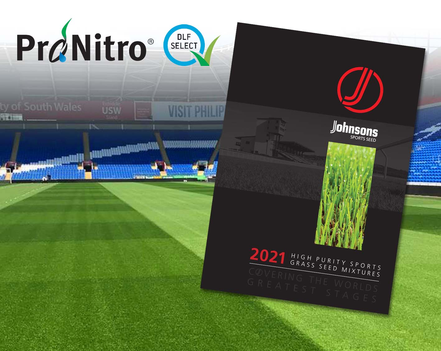 Johnsons Sports Seed announce new cultivars and formulations for 2021